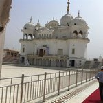 gurdwara sahib at anandpur