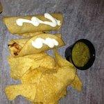 chicken taquitos $7