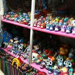 Crafts from all over Mexico