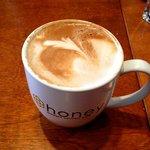 Almond Joy Latte