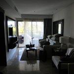 habitacion,  incluye living-comedor