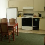 Kitchen area - 2 bed suite