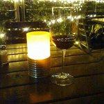 Novocento - my glass of a lovely Malbec