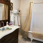 Violet Room Bath