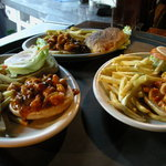The onsite restaurnat has a variety of delicious dinning options.
