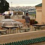 Panorama da una delle terrazze