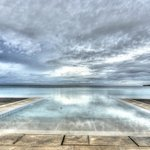 High Def Resolution Photo, Infinity Pool, Intercontinental Fiji Resort
