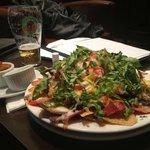 nacho plate