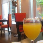 Sala del desayuno