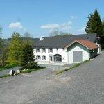 cyclinghotel Libelloup near Gerardmer, Vosges, France