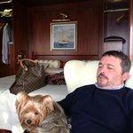 La mia cucciola e mio marito camera 404