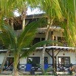 Habitaciones vistas desde la Playa
