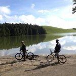 Safari bike tour in Azores - bike rental