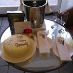 Our 5th Wedding Anniversary treats...