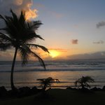 Luquillo sunrise