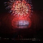 Foto de Lasershow Spectacular at Stone Mountain Park