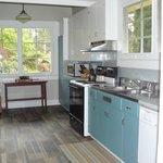 Ola'a Plantation House kitchen