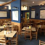 mike's Seafood Interior