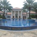 Regent Grand's Infinity Pool