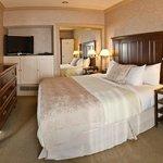 Island Suite Bedroom