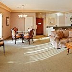 Bellwether Suite Living Room