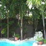 private pool at Hemingway Suite
