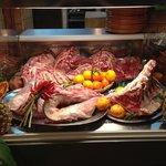 Carne Manzo-Danese ed Abbacchio Fresco