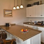 Lighthouse Suite Kitchenette