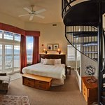 Lighthouse Suite Bedroom
