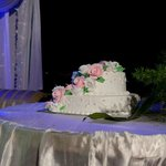 Cake table at Sea Pebble