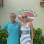 My instructor, Ken Brown