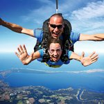 Experience the thrill of freefall for up to an insane 60 seconds