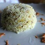 excellent palau rice