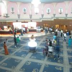 The Hall Inside Raj M. Impressive