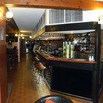 The Cattleman Bar area