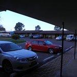 Parking at your Door