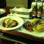 room service deliciousness