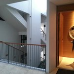 The entrance to our suite.