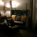 nice corner room