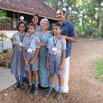 Unsere sehr nette indische Familie