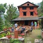 Samari Ghar garden