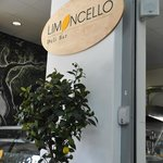Limoncello Deli-Bar. Our logo