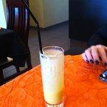 le meilleur mango Lhassi du monde ;-)