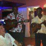 SailCork crew enjoy dinner and entertainment at Sugar Hill