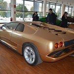 Lamborghini Museum 4