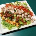 modern chef's salad