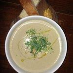 gorgeous mushroom soup