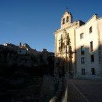 Parador de Cuenca 外观