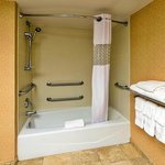 Guest Bathroom - Accessible Tub