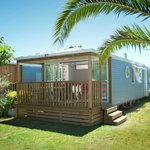Mobil-home Blue
